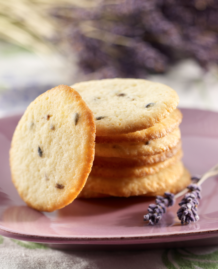 Lavender-Tea-Cookies