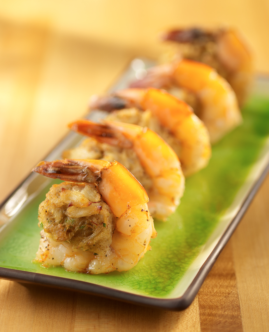 Stuffed-Shrimp-soldiers